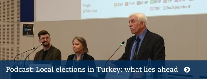 Podcast: Local elections in Turkey